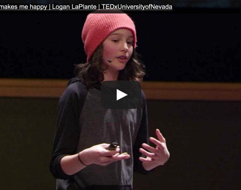 Hackschooling TED Talk
