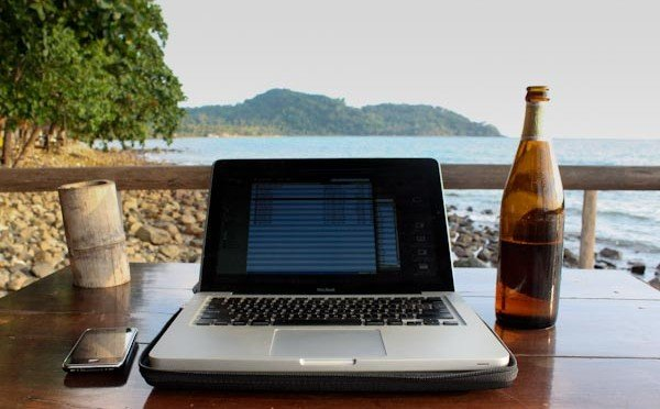 Digital Nomad Office