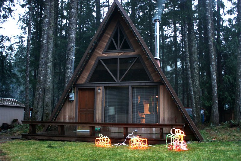 Packwood A-frame