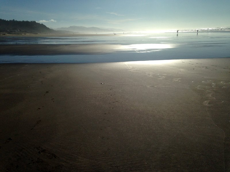 Manzanita Beach Jan