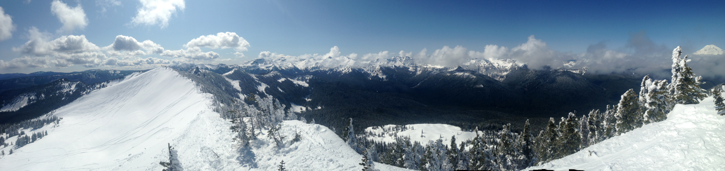 WP Backcountry Bowl Pano